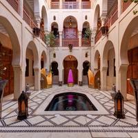 Riad Wow Hotel Interior