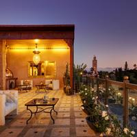 Riad Wow Terrace/Patio