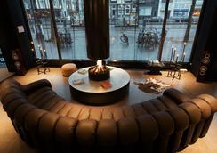 Hotel V Frederiksplein - Amsterdam - Lobi