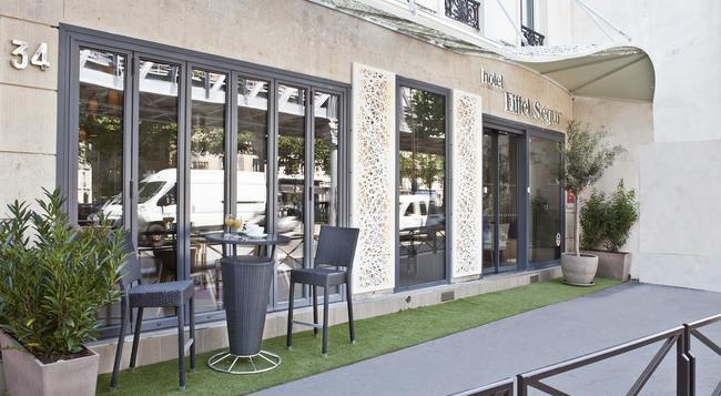 Hotel Eiffel Segur - Paris - Building
