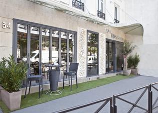Hotel Eiffel Segur