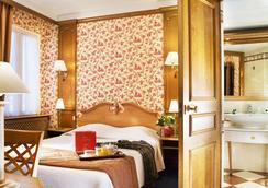 Hotel De Fleurie - Paris - Kamar Tidur