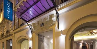 Hotel Angely - Paris - Bangunan