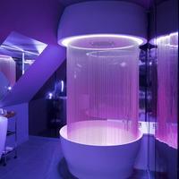 Hotel Angely Bathroom Shower