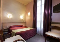 Hotel Flor Rivoli - Paris - Kamar Tidur