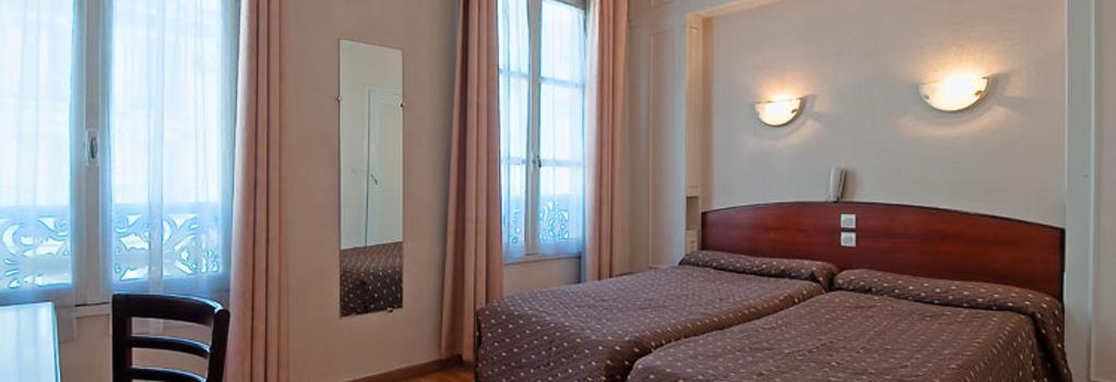 Hotel Saint Quentin - Paris - Bedroom