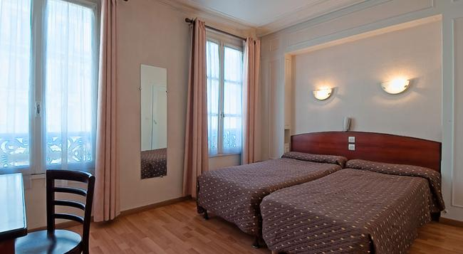 Hotel Saint Quentin - Paris - Bedroom
