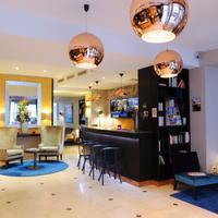 Hôtel Mercure Paris La Sorbonne Saint Germain des Prés Lobby