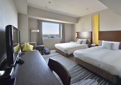 Hotel Sunroute Ariake - Tokyo - Kamar Tidur