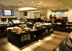 Hotel Sunroute New Sapporo - Sapporo - Restoran