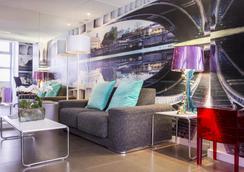 Hotel Moderne Saint Germain - Paris - Lobi