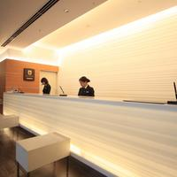 Hotel Sunroute Higashi Shinjuku Lobby
