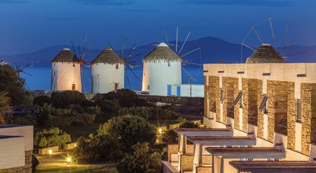 Mykonos Theoxenia Hotel - Mykonos - Building