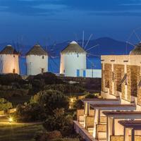 Mykonos Theoxenia Hotel Exterior