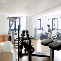 Mykonos Theoxenia Hotel Fitness Facility