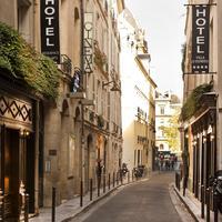 Hotel Villa d'Estrees Hotel Front