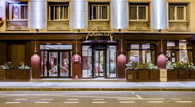 Hotel Roosevelt - Lyon - Building