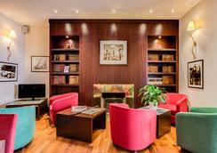Hotel Le Roosevelt - Lyon - Lounge