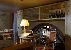 Hotel Becher - Venesia - Lounge