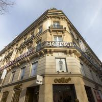 Hotel Royal Saint Michel Porch