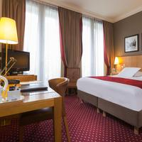 Hotel Royal Saint Michel Guestroom