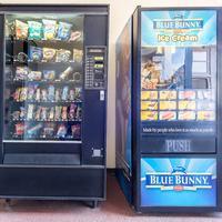 Sea Rock Inn LA Vending Machine
