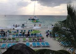 Coral Seas Garden Resort - Negril - Pantai