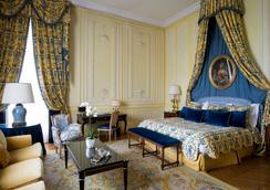 Chateau Les Crayeres - Reims - Kamar Tidur