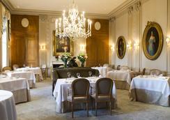 Chateau Les Crayeres - Reims - Restoran