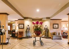 Hotel Granduca Houston - Houston - Lobi