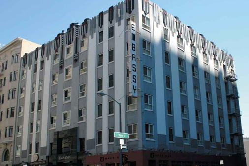 Embassy Hotel - San Francisco - Bangunan