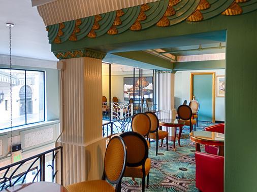 Embassy Hotel - San Francisco - Restoran