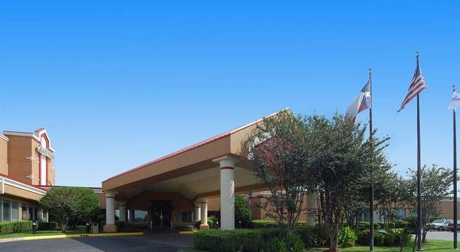 The Regency Hotel - Dallas - Building