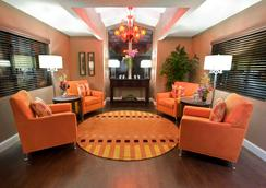 Mariposa Inn & Suites - Monterey - Lobi