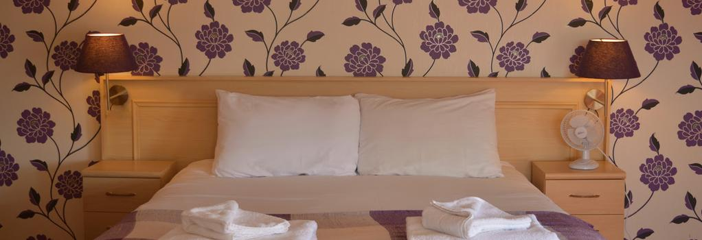 The Arncliffe Hotel - Blackpool - Bedroom