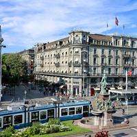 Hotel Schweizerhof Zürich Aussenansicht/Exterior