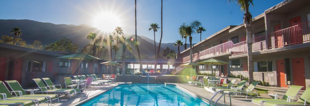 Skylark Hotel - Palm Springs - Pool