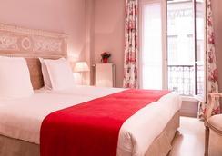 Hotel Taylor - Paris - Kamar Tidur