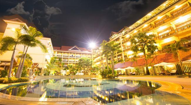 Empress Residence Resort & Spa - Siem Reap - Building