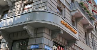 Hotel St. Gotthard - Zurich - Bangunan