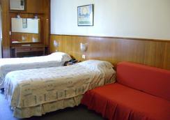 Hotel Alpino - Buenos Aires - Kamar Tidur