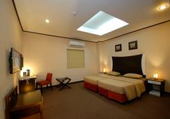 Casa Bocobo Hotel - Manila - Kamar Tidur