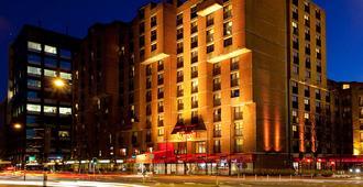Amsterdam Marriott Hotel - Amsterdam - Bangunan