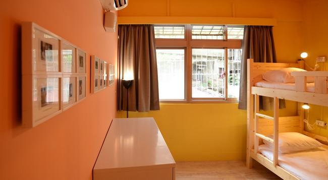 Homewalk Guesthouse TPE - Taipei - Bedroom