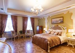 Trezzini Palace Hotel - St. Petersburg - Kamar Tidur