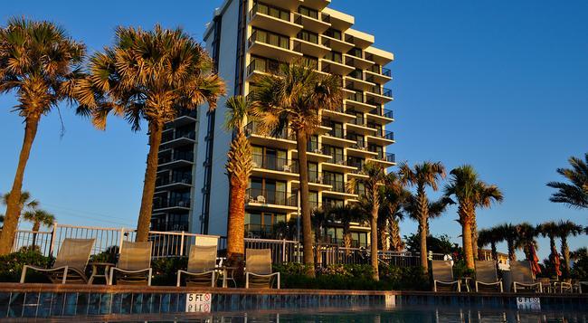 Nautilus Inn - Daytona Beach - Building