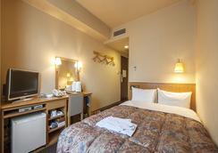 Hakata Green Hotel No.2 - Fukuoka - Kamar Tidur