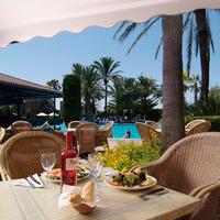 Portblue Club Pollentia Resort Outdoor Dining