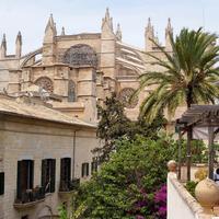 Palacio Ca Sa Galesa View from Hotel