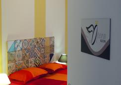 In Itinera Atelier B&B - Palermo - Kamar Tidur